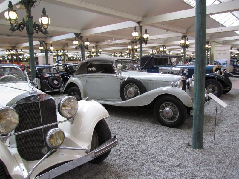 Les Mercedes des années 30/40 - Page 2 Mulhou45