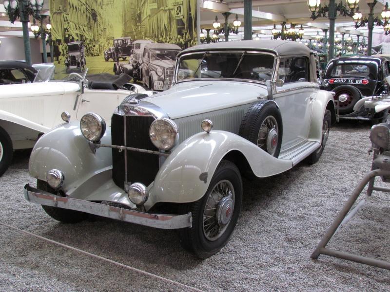 Les Mercedes des années 30/40 - Page 2 Mulhou46