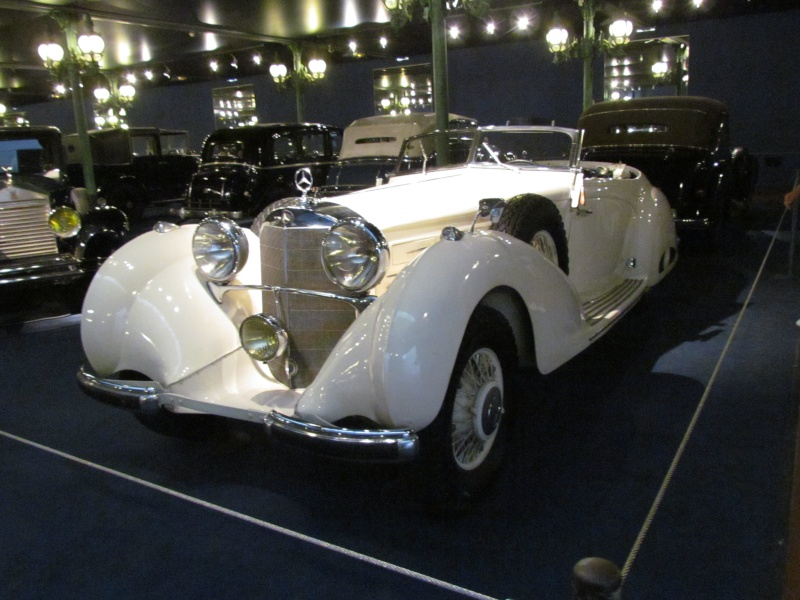 Les Mercedes des années 30/40 - Page 2 Mulhou47