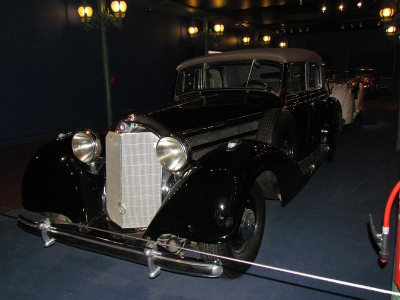 Les Mercedes des années 30/40 - Page 2 Mulhou48