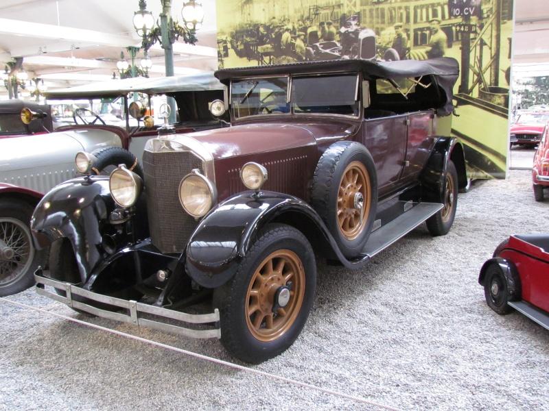 Les Mercedes des années 30/40 - Page 2 Mulhou60