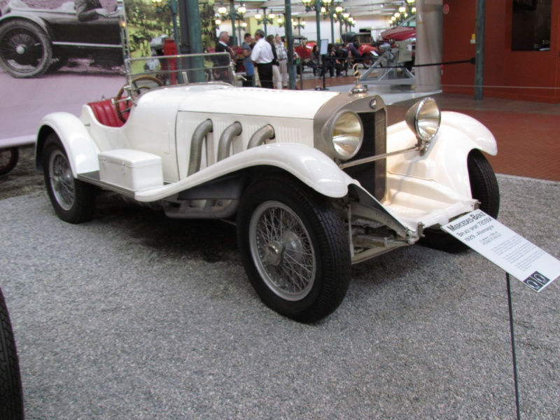 Les Mercedes des années 30/40 - Page 2 Mulhou61