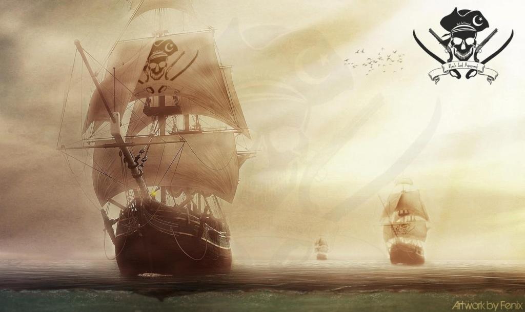 .: Black Sail Revenant :.