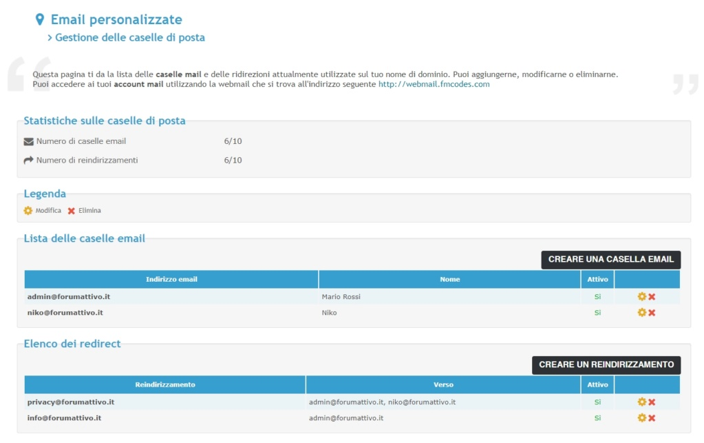 Gestione delle caselle email su Forumattivo 2021-051