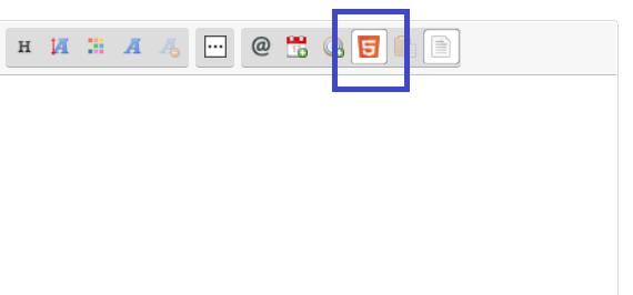 Aggiungere un bottone all'editor per aprire un'altra risorsa web Immagi10