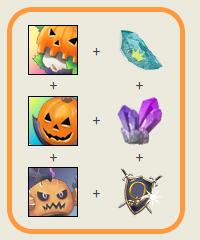 Event : Pumpkin War Evolve10