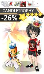 +10% โอกาสดรอป Star Piece x2 เท่า | +2% อัตราดอกเบี้ย CHIPS ต่อเดือน