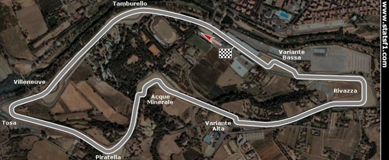 1989 - 2ª Corrida - GP de San Marino Imola10