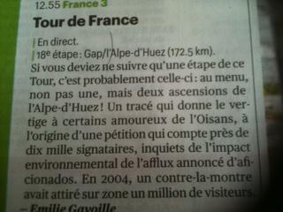 Non au passage du Tour de France au Col de Sarenne - Page 4 Talara10