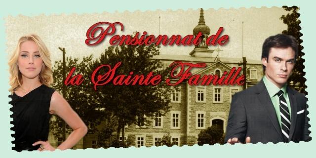 Pensionnat de la Sainte Famille