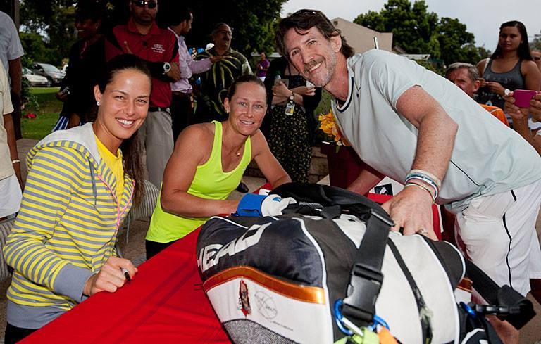 WTA CARLSBAD 2013 : infos, photos et vidéos - Page 2 Ana110