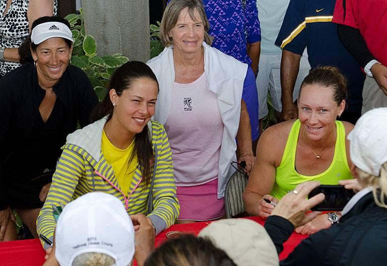 WTA CARLSBAD 2013 : infos, photos et vidéos - Page 2 Ana210