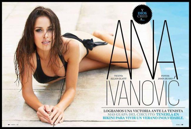 ANA IVANOVIC (Serbe) - Page 2 Ana211