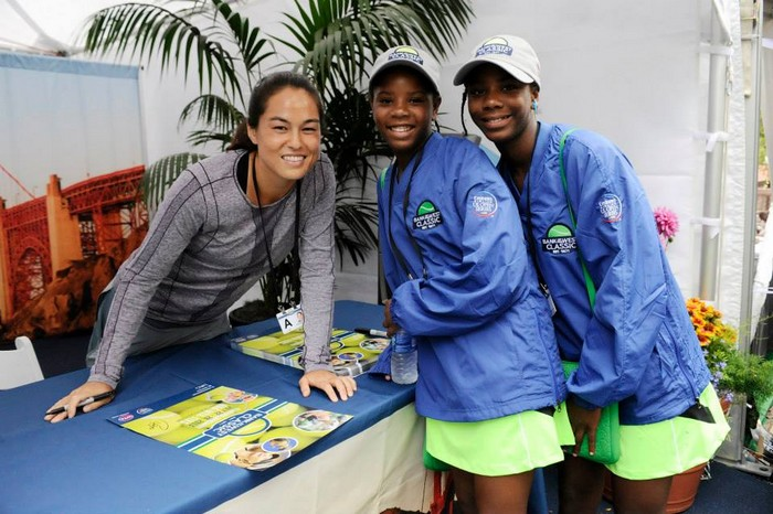 WTA STANFORD 2013 : infos, photos et vidéos - Page 2 Stan211