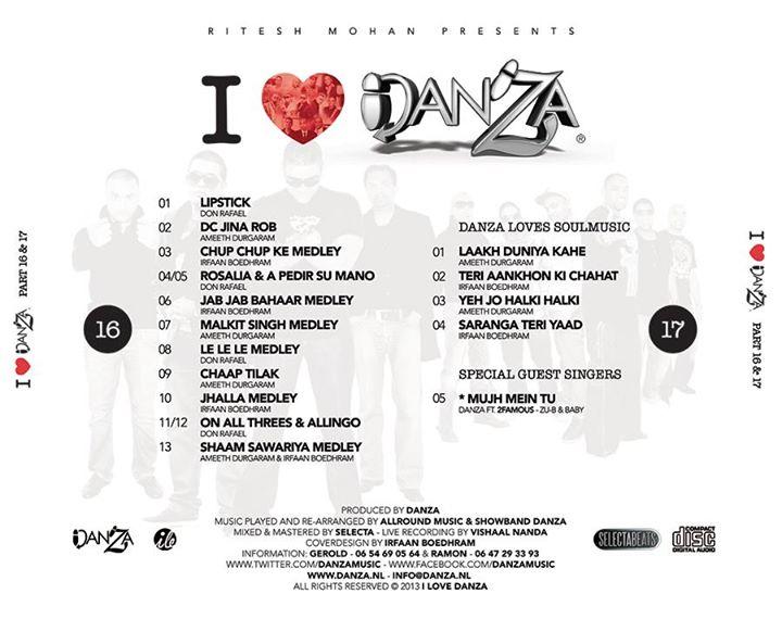 I Love Danza Volume 16 & 17 I_love13