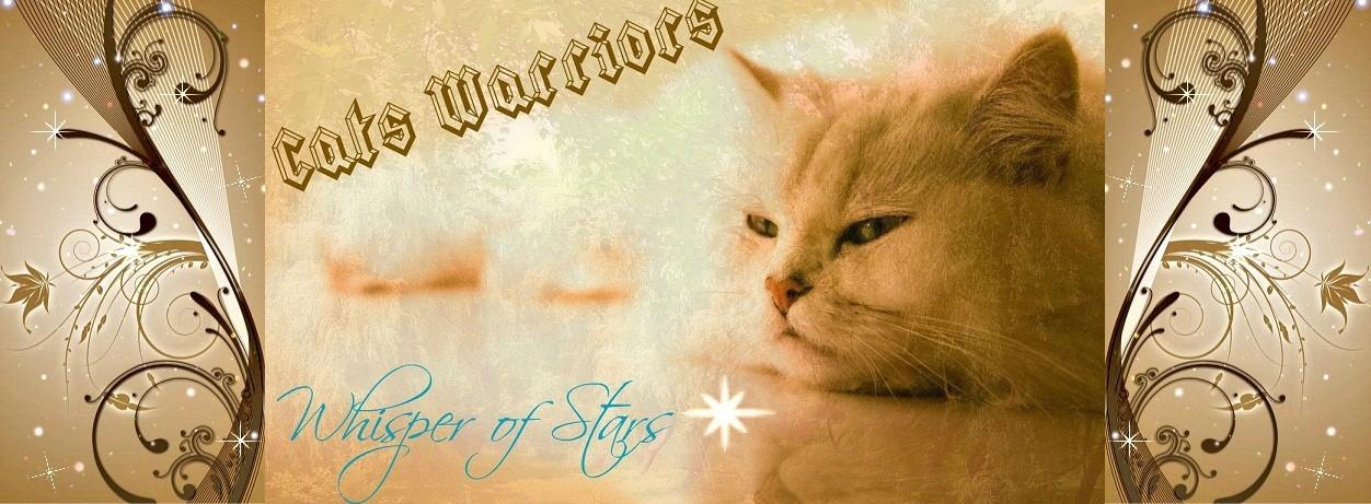 Cats Warriors. Whisper of Stars Boris_10