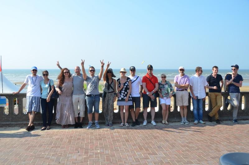 Compte rendu : Petite sortie sur la côte Normande juillet 2013 Dsc_3112