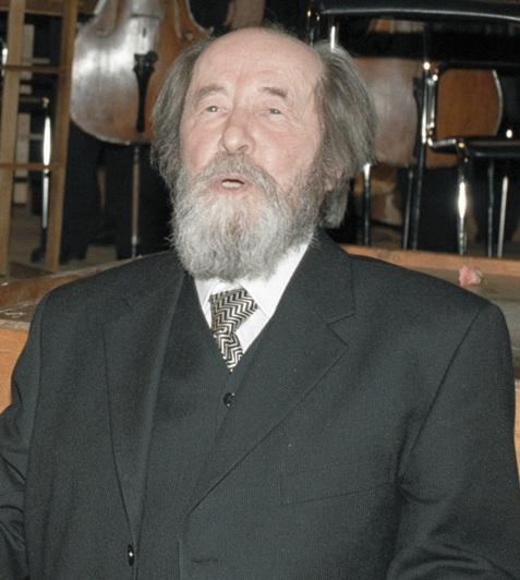 Mes toutes dernières lectures : Alexandre Soljenitsyne Alexan10