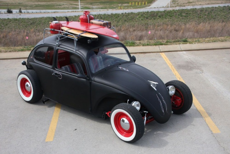 VW kustom & Volks Rod Volksw10