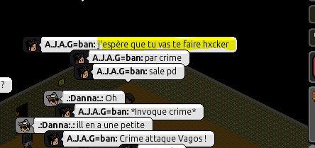 Correction d'A.J.A.G Ajag10