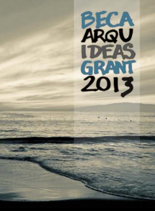 Becas Arquideas 2013 para estudiantes de arquitectura y arquitectos jóvenes Captur10
