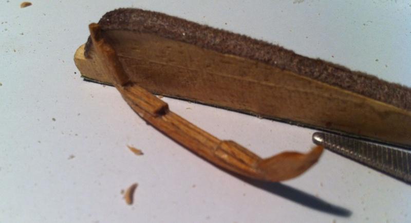 Wikingerboot (Spielzeug) für Skuldelev 3 Maßstab 1:20:20 = 1:400 Img_3013