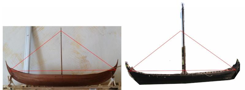 Wikingerschiff Skuldelev 3 / Teil I - Seite 6 Mastha10