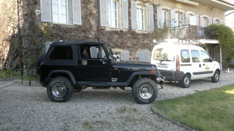[VENDU] Jeep Patriot à vendre 02042010