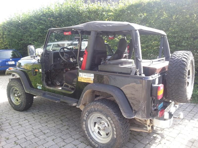 [VENDU] Jeep Patriot à vendre 20130810