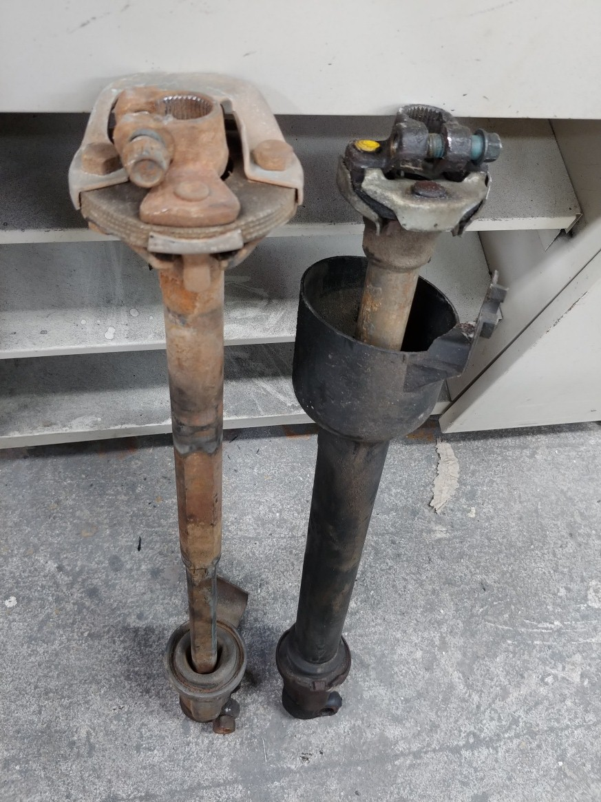 Tilt Column Install 20180629