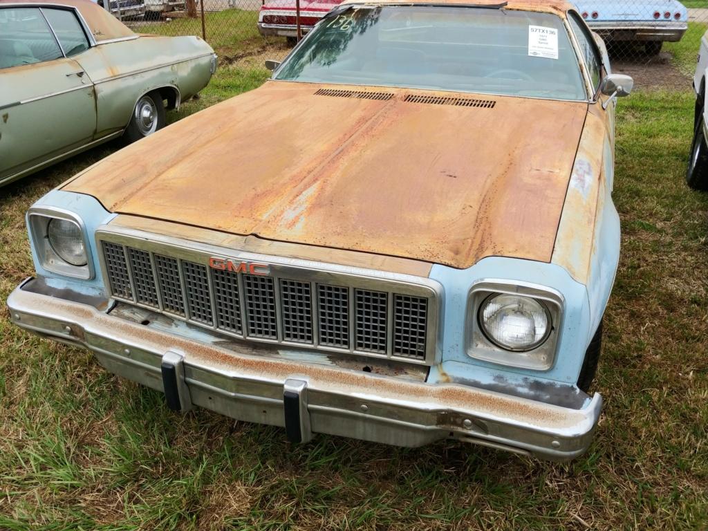 GMC Sprint - 1975? Or 1977? 20181117