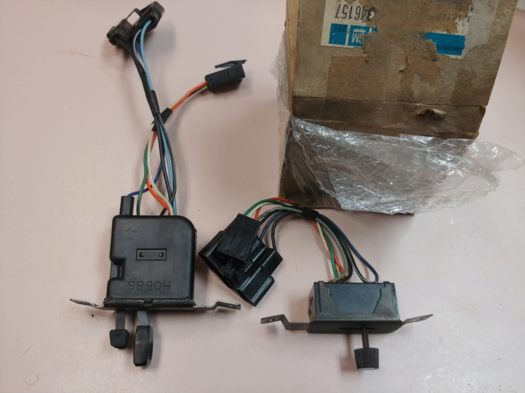 1977 Elco wiper switch 20190112
