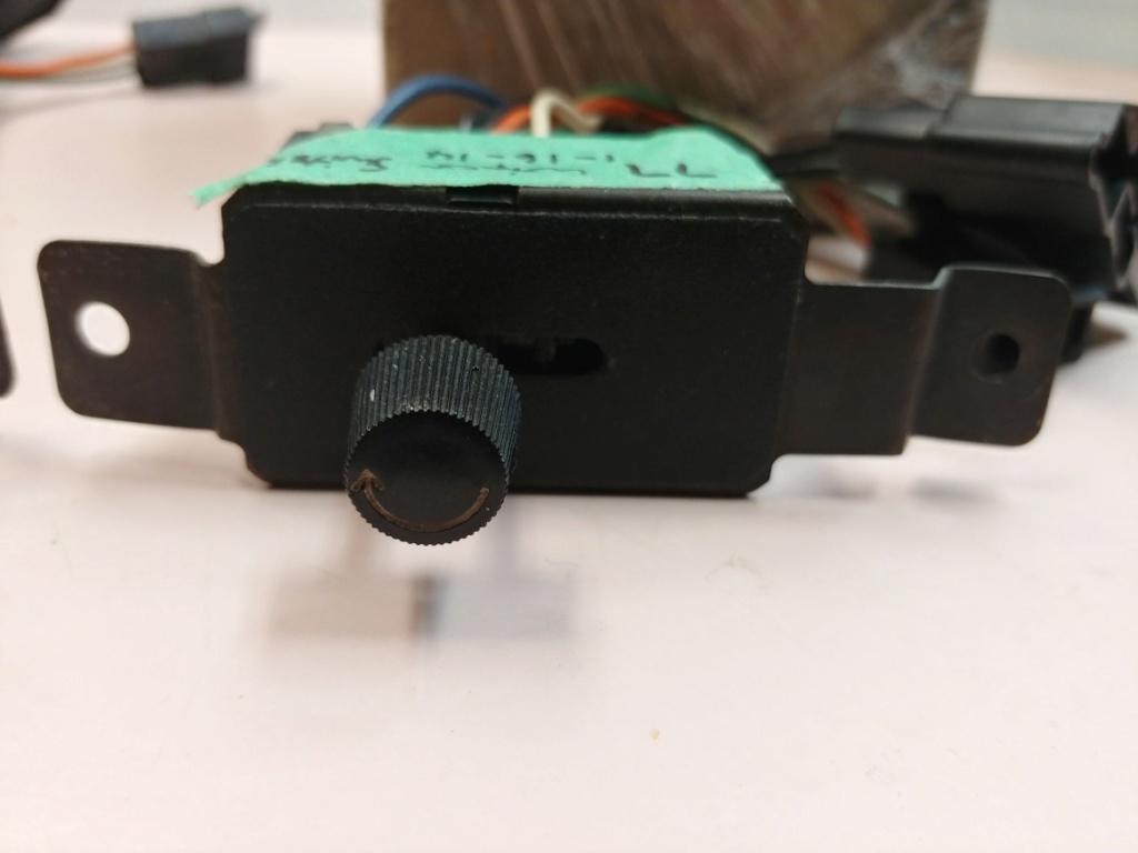 1977 Elco wiper switch 20190113