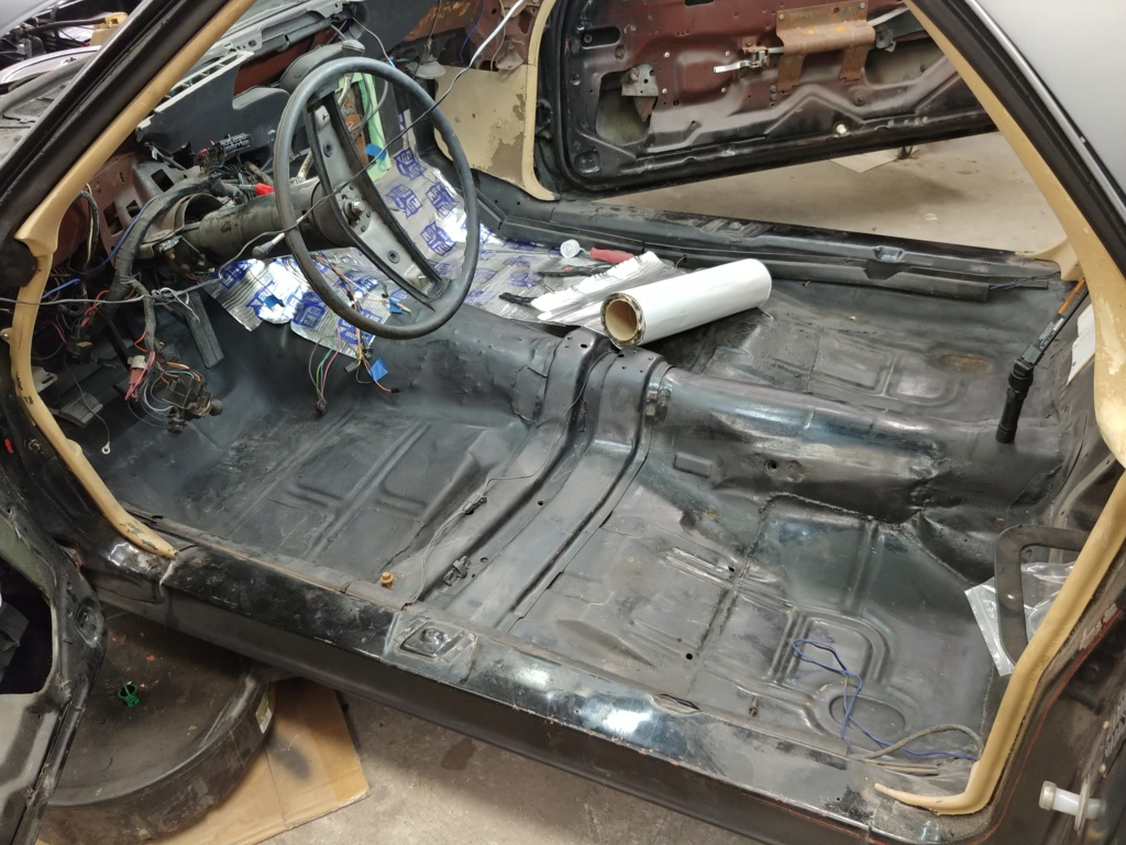 1977 El Camino SS Build Pics 20190815