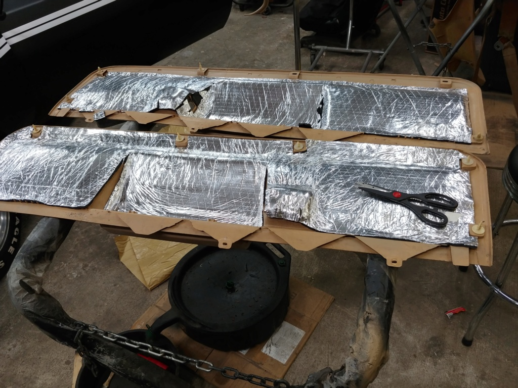 1977 El Camino SS Build Pics 20190818