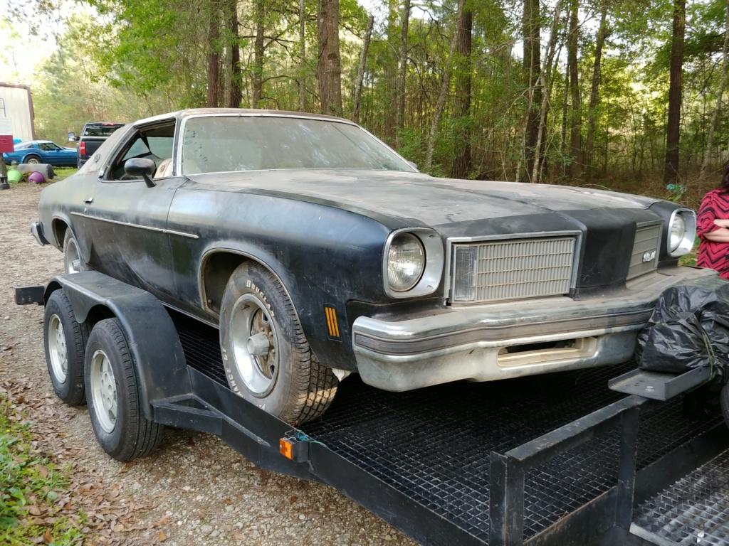 1975 Hurst Olds W-30 Build 20200311
