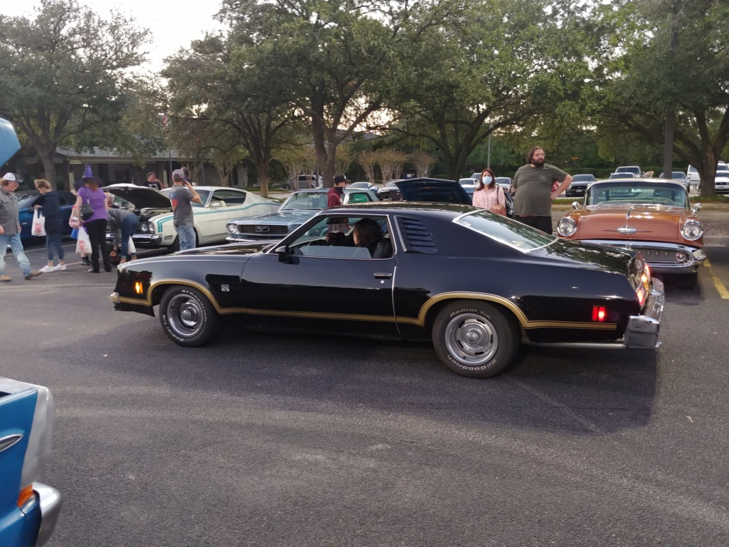 Local Car Show - Halloween Edition 20201011