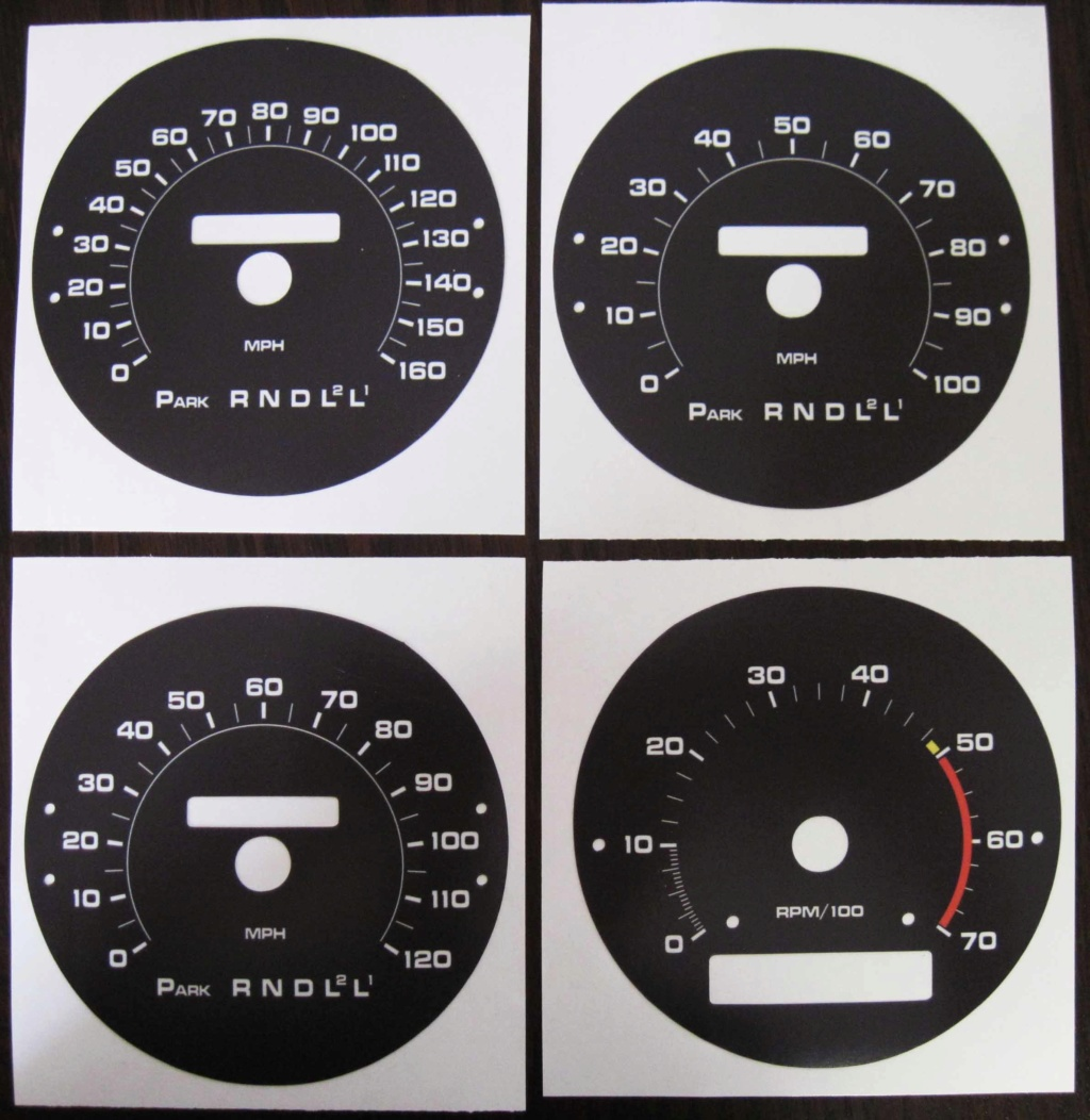 For Sale - Tach Gauge Cluster 75-77_13