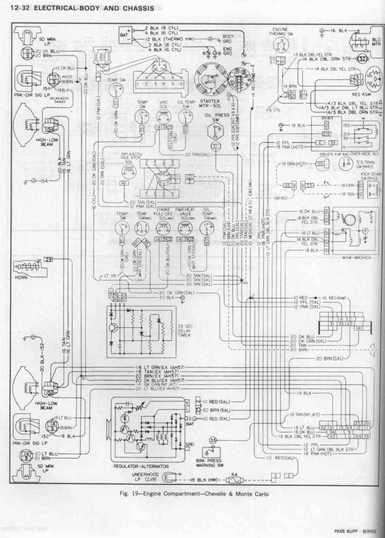 1975 Laguna Tach Wiring Diagram