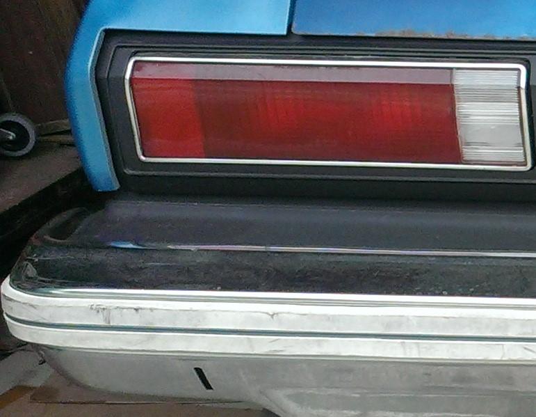 S3 rear bumper rub strip accent line colour strip question 75_rea10