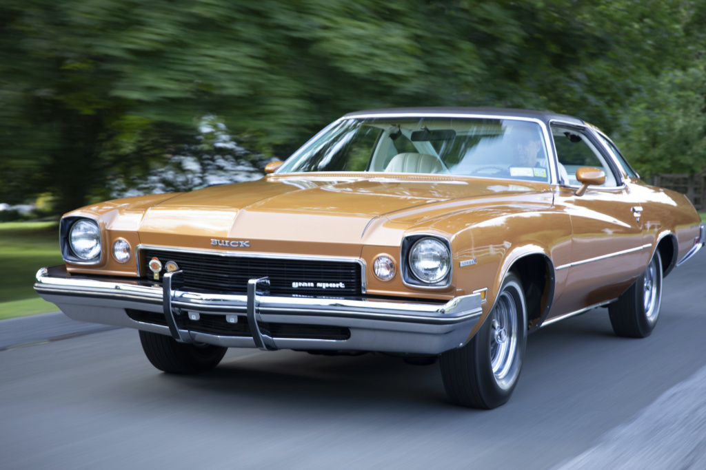 Hagerty - The 1973 Buick GS Stage 1 four-speed is a rare, forgotten muscle machine Buick-10