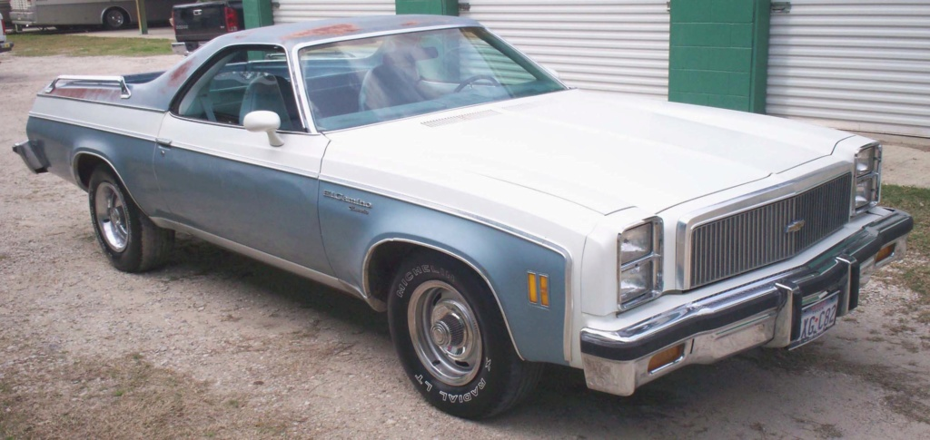 My Old 1977 El Camino - Re-surfaced! Front_10