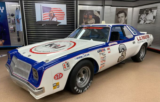 MotorTrend Group Visits Richard Childress Racing's Massive NASCAR Museum Herita10