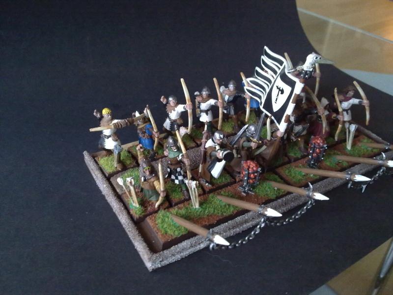 Bretonen Bogenschützen 28 mm 23072015