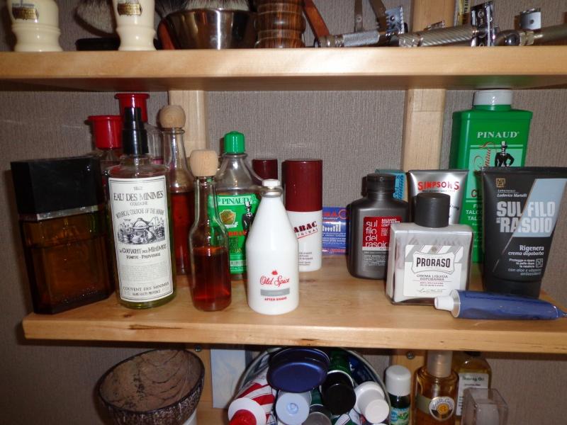 Photos de votre armoire spéciale rasage (ou de la partie réservée au rasage) Etagar18