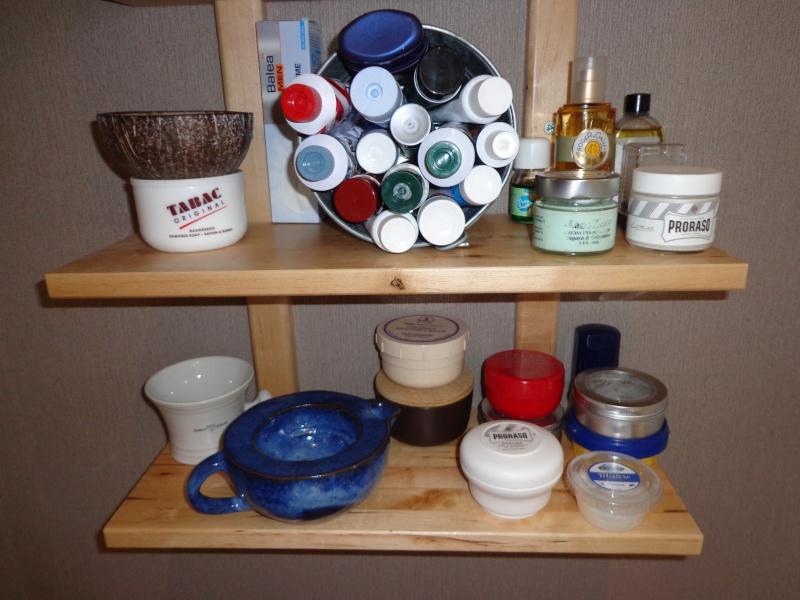 Photos de votre armoire spéciale rasage (ou de la partie réservée au rasage) Etagar19