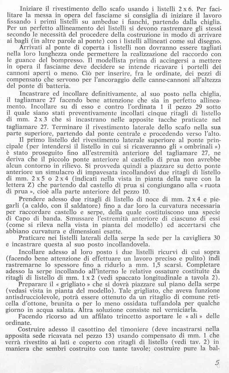 Gallion AVIMODELLI Notice11