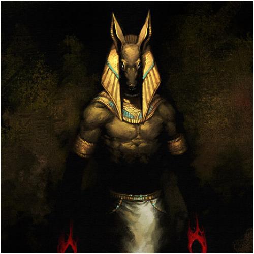 Description des Lieux et monstres présents Anubis10