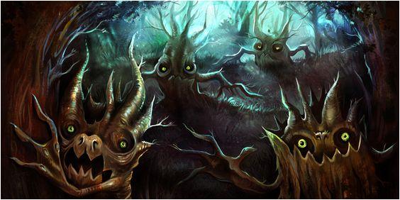 Description des lieux et monstres présents Brundi10