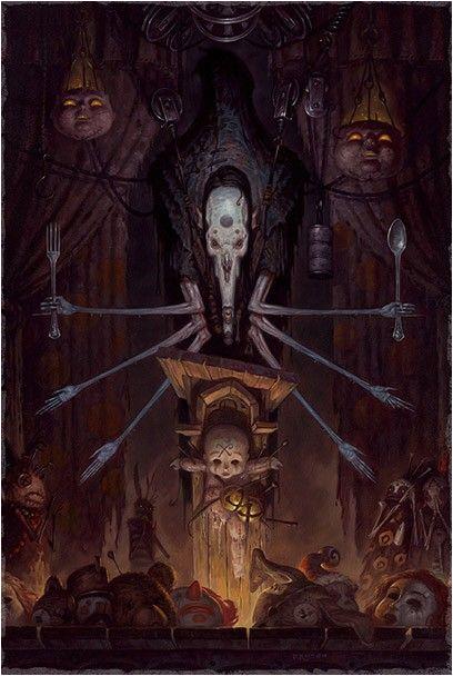 Description des Lieux et monstres présents Faust10